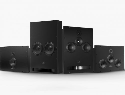 Petit aperçu de la gamme Pro Custum Series de Waterfall Audio